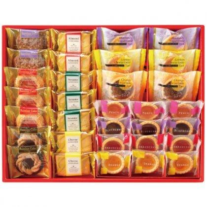 中山製菓 ガトーセック 32個入 焼菓子詰合せ お菓子 洋菓子 スイーツセット SEC-30[4]