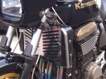 K:ZRX1100/1200:ラジエターコアガード