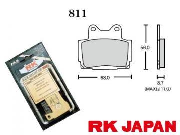 FINE ALLOY 55 PAD 811/RK-811-FA5
