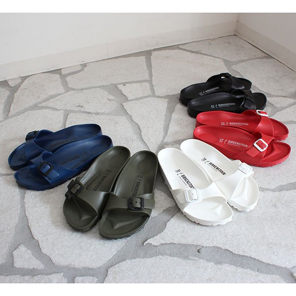 BIRKENSTOCK(ビルケンシュトック)MADRID/マドリッド EVA Lady's<img class='new_mark_img2' src='https://img.shop-pro.jp/img/new/icons37.gif' style='border:none;display:inline;margin:0px;padding:0px;width:auto;' />
