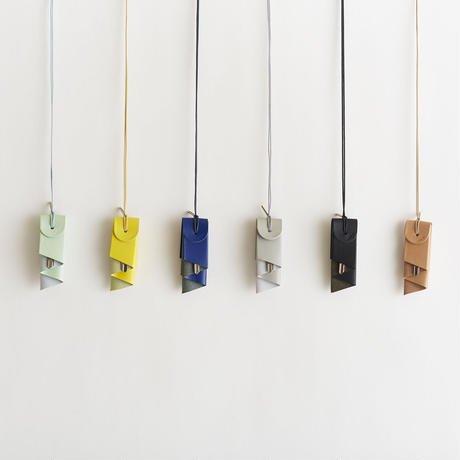 irose (イロセ) aurora key holder yellow 豊富な6色カラー
