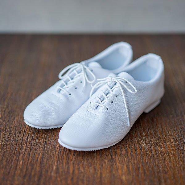 CROWN (クラウン) DANCE SHOE JAZZ WHITE