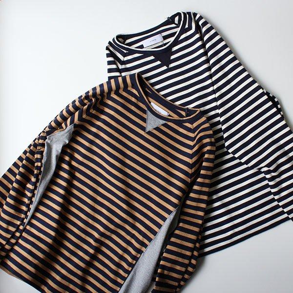 La Barba(ラバルバ) Picasso Border T-shirts(ピカソボーダー)