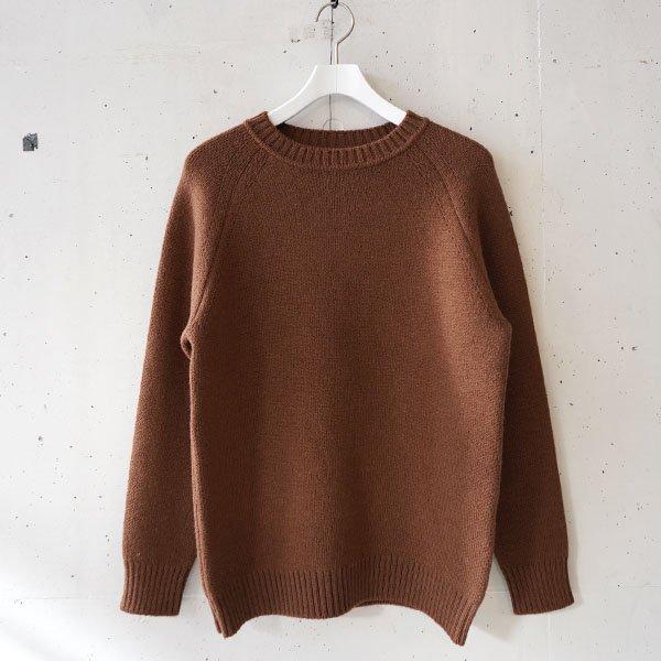 EEL (イール) ノルディックセーター キャメルブラウン