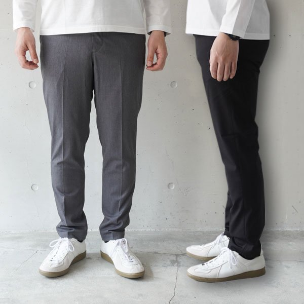 La Barba(ラバルバ) business casual pants (ビジネスカジュアルパンツ)