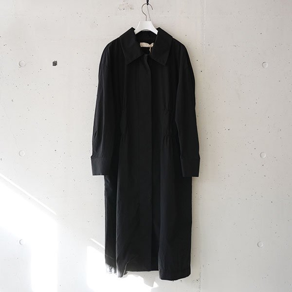 R JUBILEE(アール ジュビリー) Gethered Coat (Black)