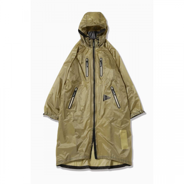 and wander(アンドワンダー) fly rain long coat ベージュ<img class='new_mark_img2' src='https://img.shop-pro.jp/img/new/icons4.gif' style='border:none;display:inline;margin:0px;padding:0px;width:auto;' />