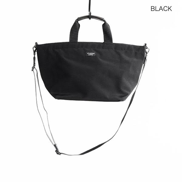 STANDARD SUPPLY(スタンダードサプライ)SIMPLICITY PLUS / 2WAY B TOTE XS / BLACK