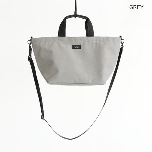 STANDARD SUPPLY(スタンダードサプライ)SIMPLICITY PLUS / 2WAY B TOTE XS / GREY
