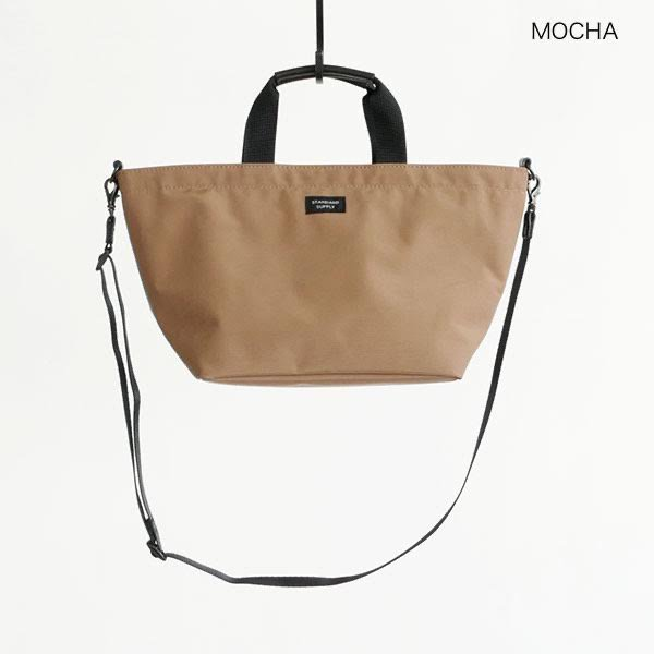 STANDARD SUPPLY(スタンダードサプライ)SIMPLICITY PLUS / 2WAY B TOTE XS / MOCHA