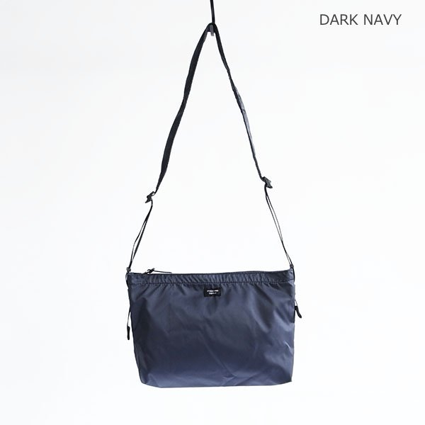 STANDARD SUPPLY(スタンダードサプライ)WEEKENDER / PACKABLE SHOULDER M DARK NAVY