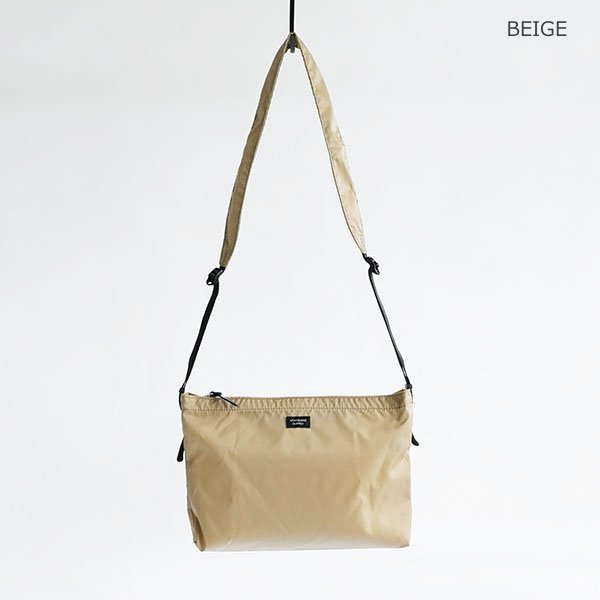 STANDARD SUPPLY(スタンダードサプライ)WEEKENDER / PACKABLE SHOULDER M BEIGE