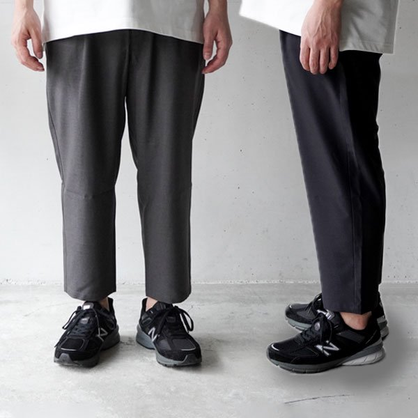 La Barba(ラバルバ) Hinata Pants(日向パンツ)