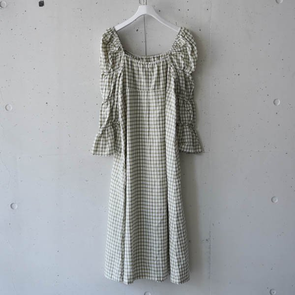 GHOSPELL (ゴスペル) Market Milkmaid Midi Dress