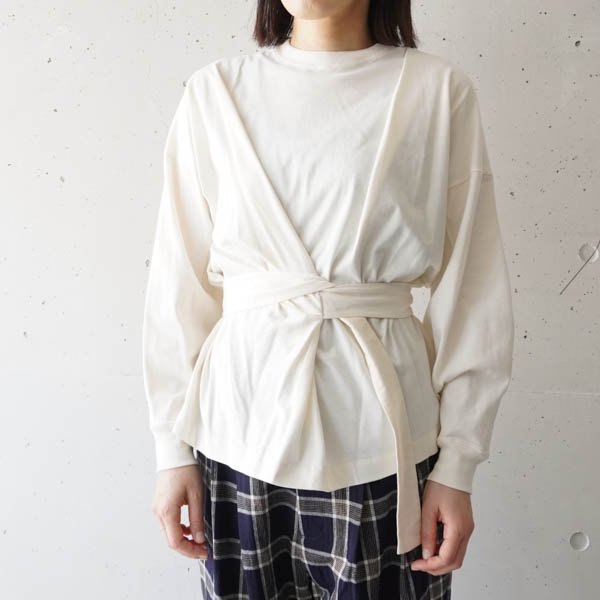 OUD(ウード) Cashe coeur L/S T-shirt