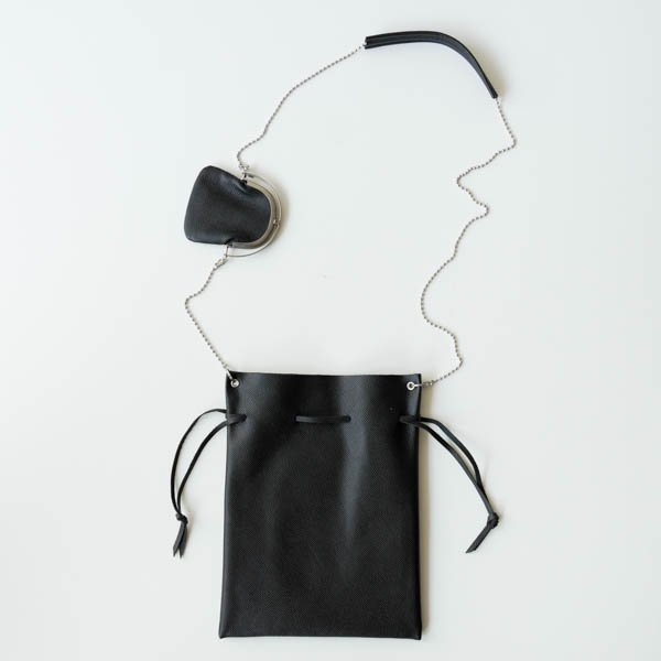 ED ROBERT JUDSON(エドロバートジャドソン) FRAME PURSE WITH POUCH