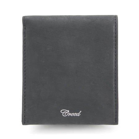 Creed (クリード) RUB ショートウォレット ブラック