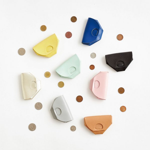 irose (イロセ) SEAMLESS COIN CASE(9 colors)