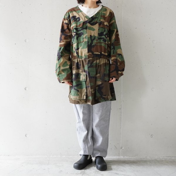 77circa (77サーカ) circa make BDU long jacket