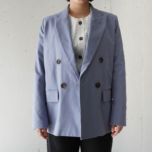 GHOSPELL (ゴスペル) Oversized Double Breasted Blazer