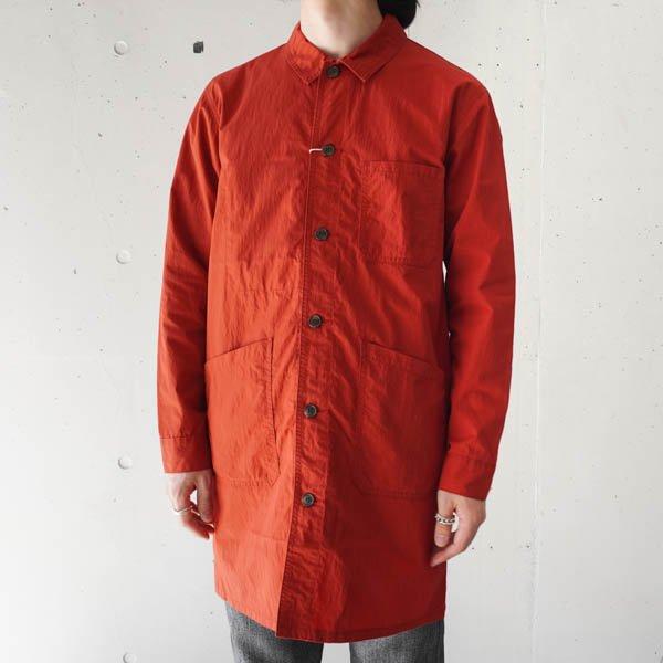 FOB FACTORY (エフオービーファクトリー) フレンチシャツコート