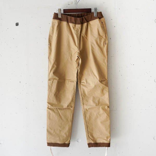 STUDIO ORIBE (スタジオオリベ) NEW RIB PANTS