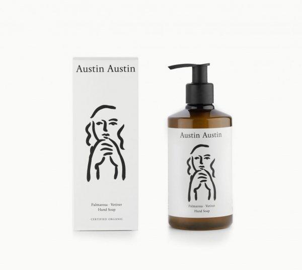 Austin Austin (オースティンオースティン) palmarosa & vetiver hand soap 300ml