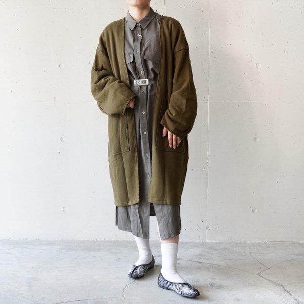 CHIGNON (シニヨン) 裏毛トッパーコート