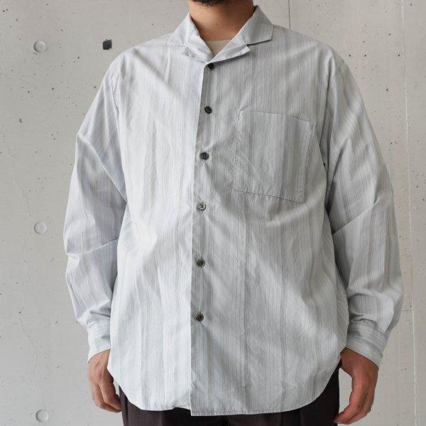 STILL BY HAND (スティルバイハンド) パジャマライクシャツ