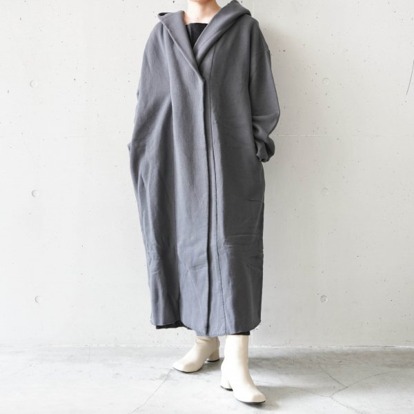 R JUBILEE(アール ジュビリー) Hoodie Coat