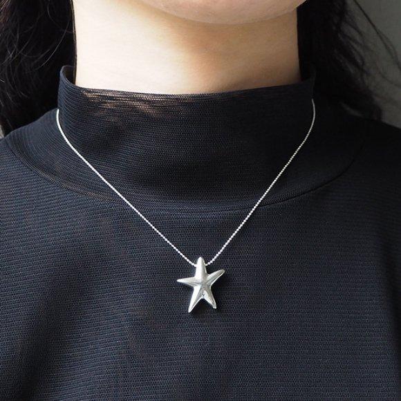 Lapuis(ラピュイ)Plump Star ネックレス