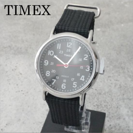 TIMEX (タイメックス) WEEKENDER CENTRAL PARK black