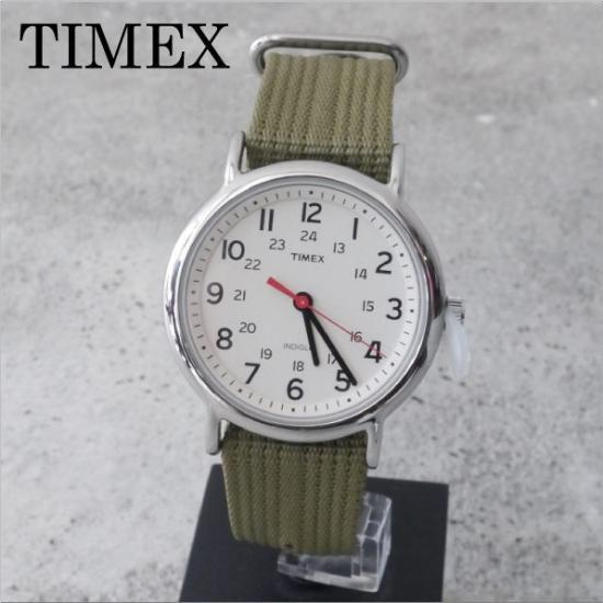 TIMEX (タイメックス) WEEKENDER CENTRAL PARK khaki