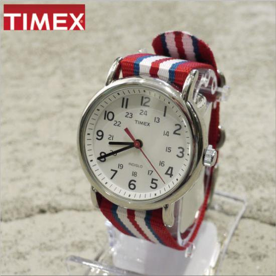 TIMEX (タイメックス) WEEKENDER CENTRAL PARK TRICOLOR