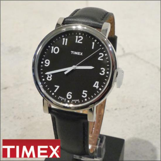 TIMEX (タイメックス) MODERN EASY READER black
