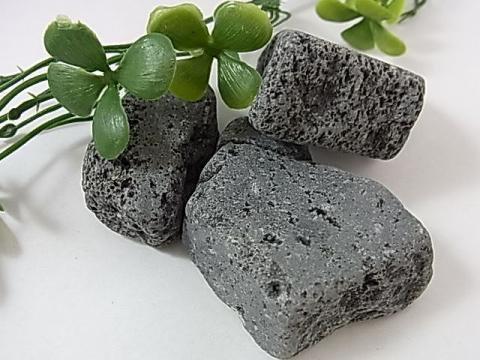 お風呂用・薬石の湯「阿蘇山溶岩石」 200g