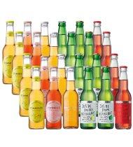 ノンアルコールスパークリング ミニボトル 24本セット