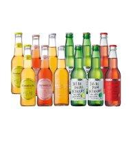 ノンアルコールスパークリング ミニボトル 12本セット