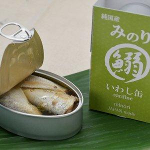 日本のみのり いわし缶