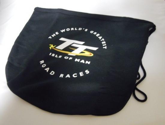 ISLE OF MAN TT オフィシャルヘルメットバッグ