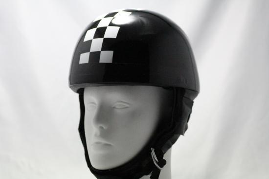 クラシックヘルメット York チェッカー