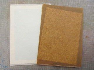 かみの工作所 Wax Paper File Designed by 大治将典