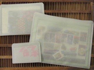かみの工作所 Wax Paper Pocket Designed by 大治将典