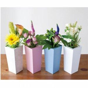 らくっと花瓶 全4色