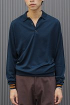 LOU DALTON JOHN SMEDLEY / polo sh with sports cuff