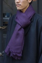HHWT / Hand Woven Solid Stole