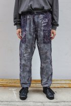 South2 West8 / Bush String Pant - Poly Lightweight Mesh / Print - camo
