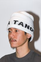 BOKU HA TANOSII / Knit Cap white