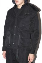 South2 West8 / Tenkara Parka - C/N Grosgrain -black
