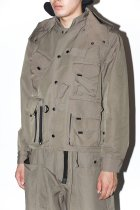 South2 West8 / Tenkara Parka - C/N Grosgrain -taupe
